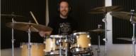 Charlie Walker rock drummer